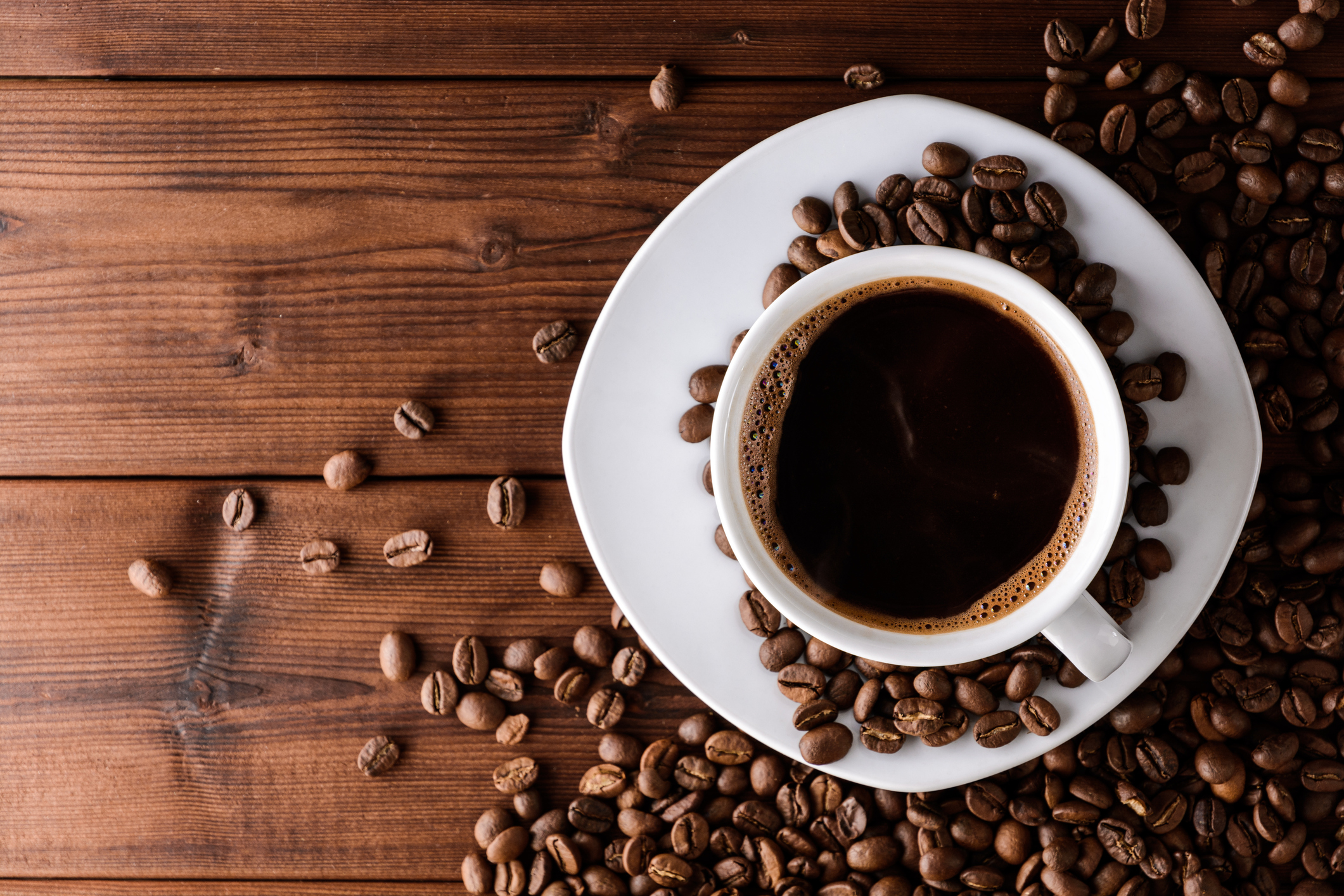 Coffee – What You Didn't Know about Your Daily Dose of Caffeine