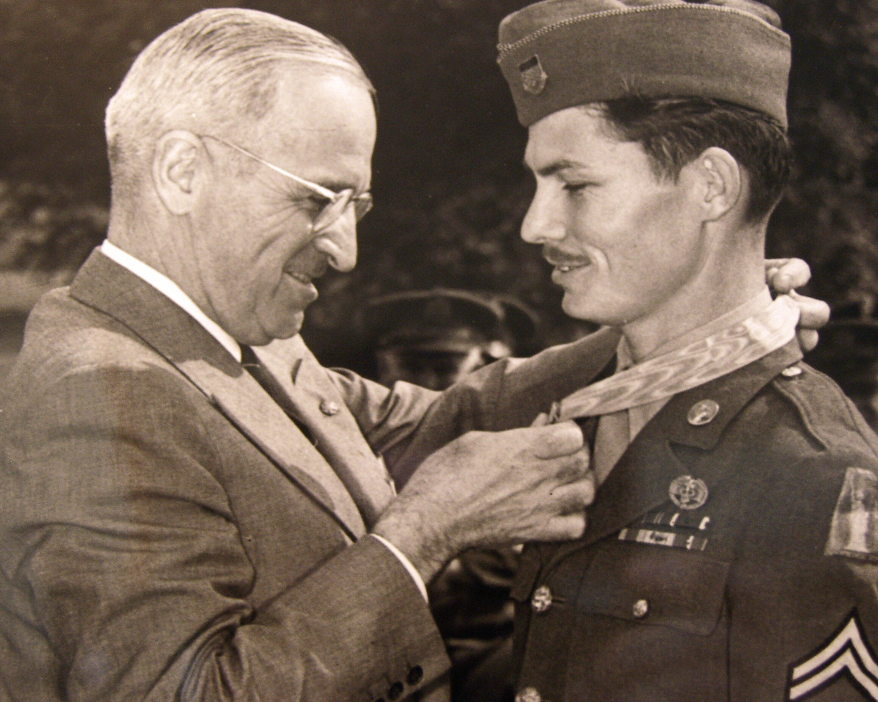 Desmond Doss - First Conscientious Objector to Earn Medal of Honor