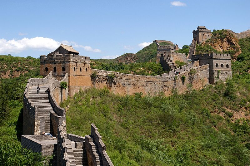 Did Keno Really Build the Great Wall of China?
