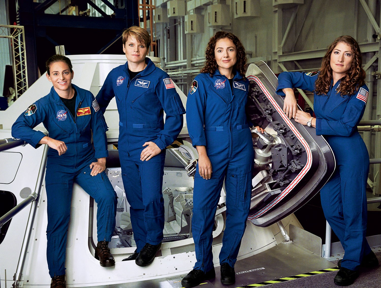 The Women Who Will Walk on the Moon Face Hurdles of Earthly Gender Bias