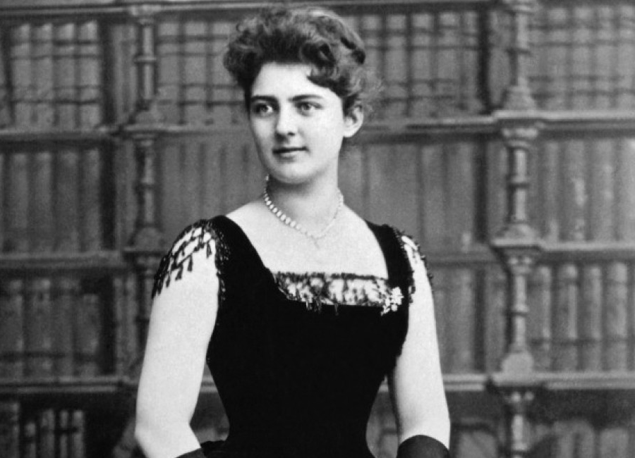 "Frances Folsom Cleveland: The Woman that Popularized the term ""First Lady"""