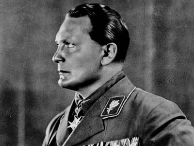 Hermannn Goering – From 2nd Most Powerful Nazi Leader to ashes in a River