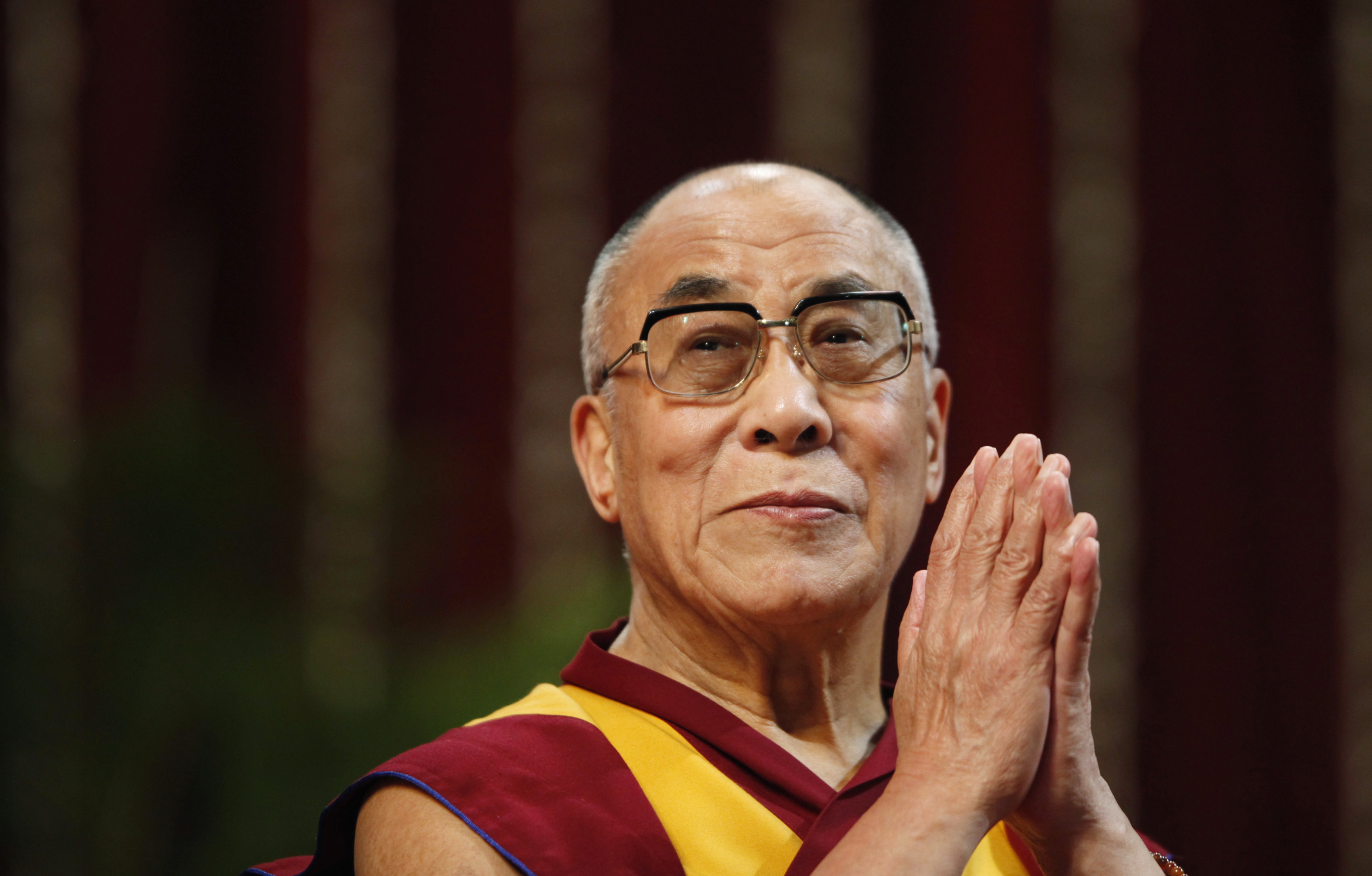 How is the Dalai Lama elected?