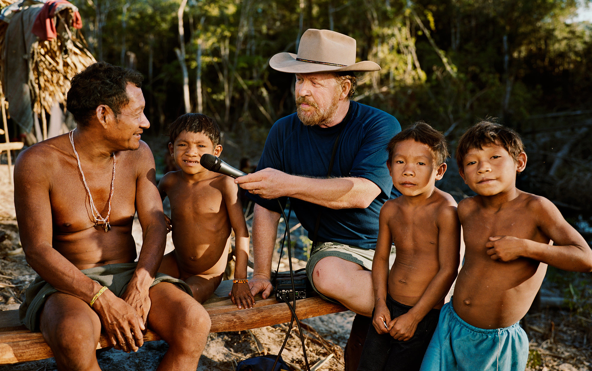 How the Pirahã People Became the Happiest Tribe in the World?