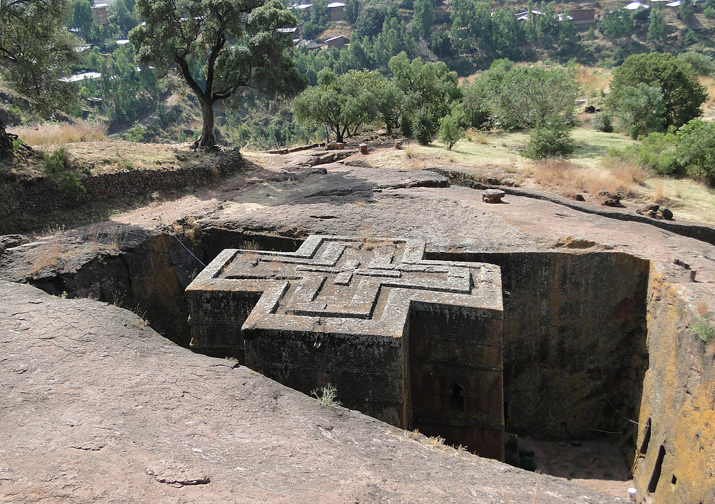 Lalibela – The Miraculous Underground Churches in Ethiopia