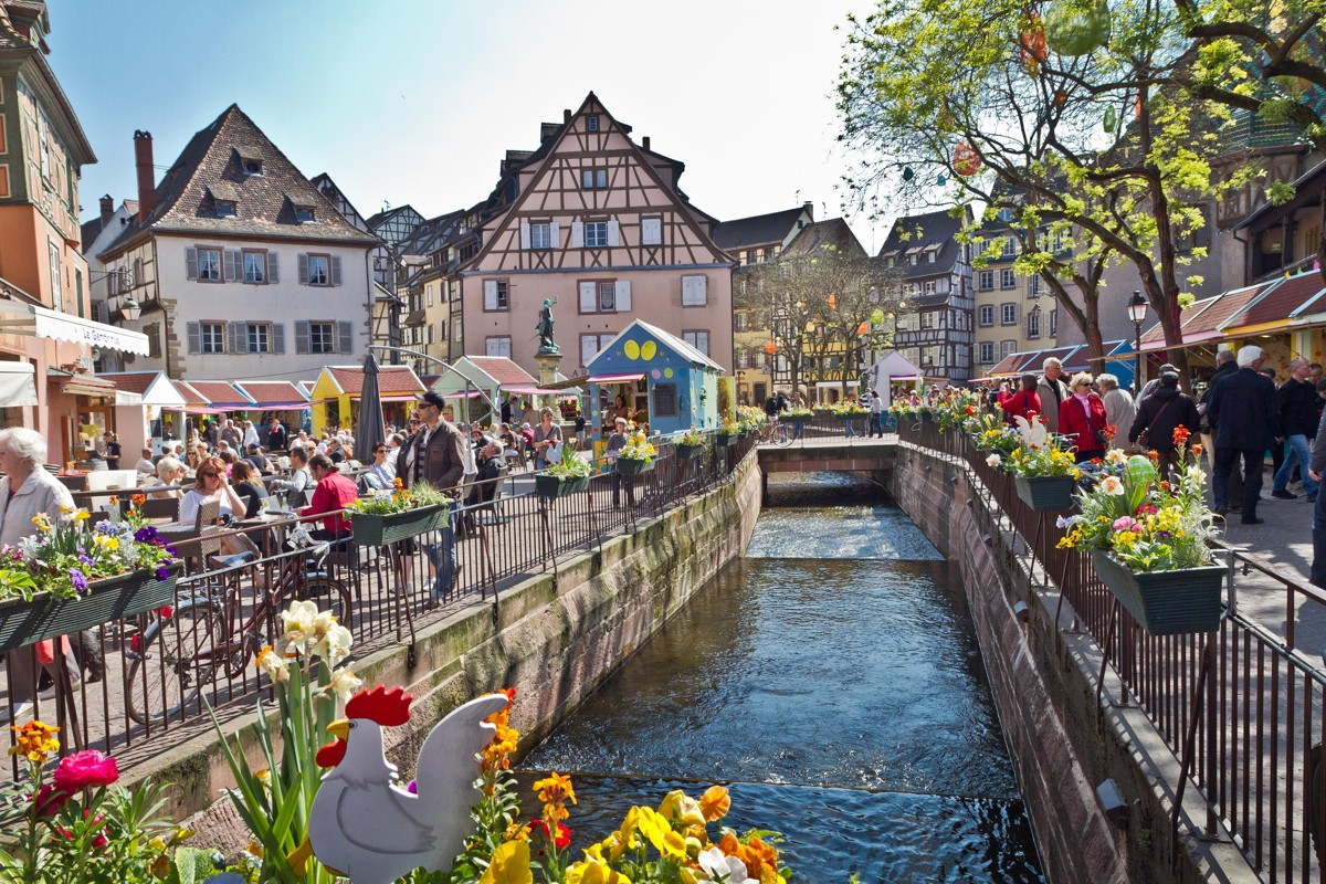 Little-Known Facts About the Most Beautiful City in France, Colmar