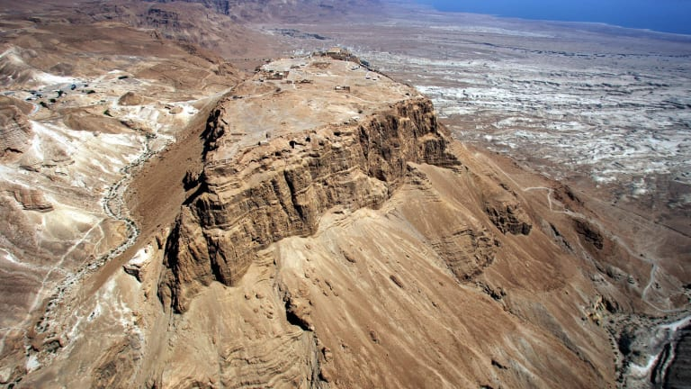 Masada – One of the Most Impressive Ruins on the Planet