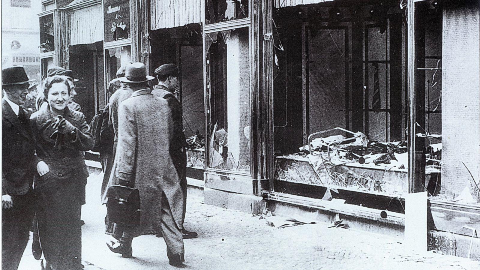 Night of Broken Glass – The Beginning of the Holocaust