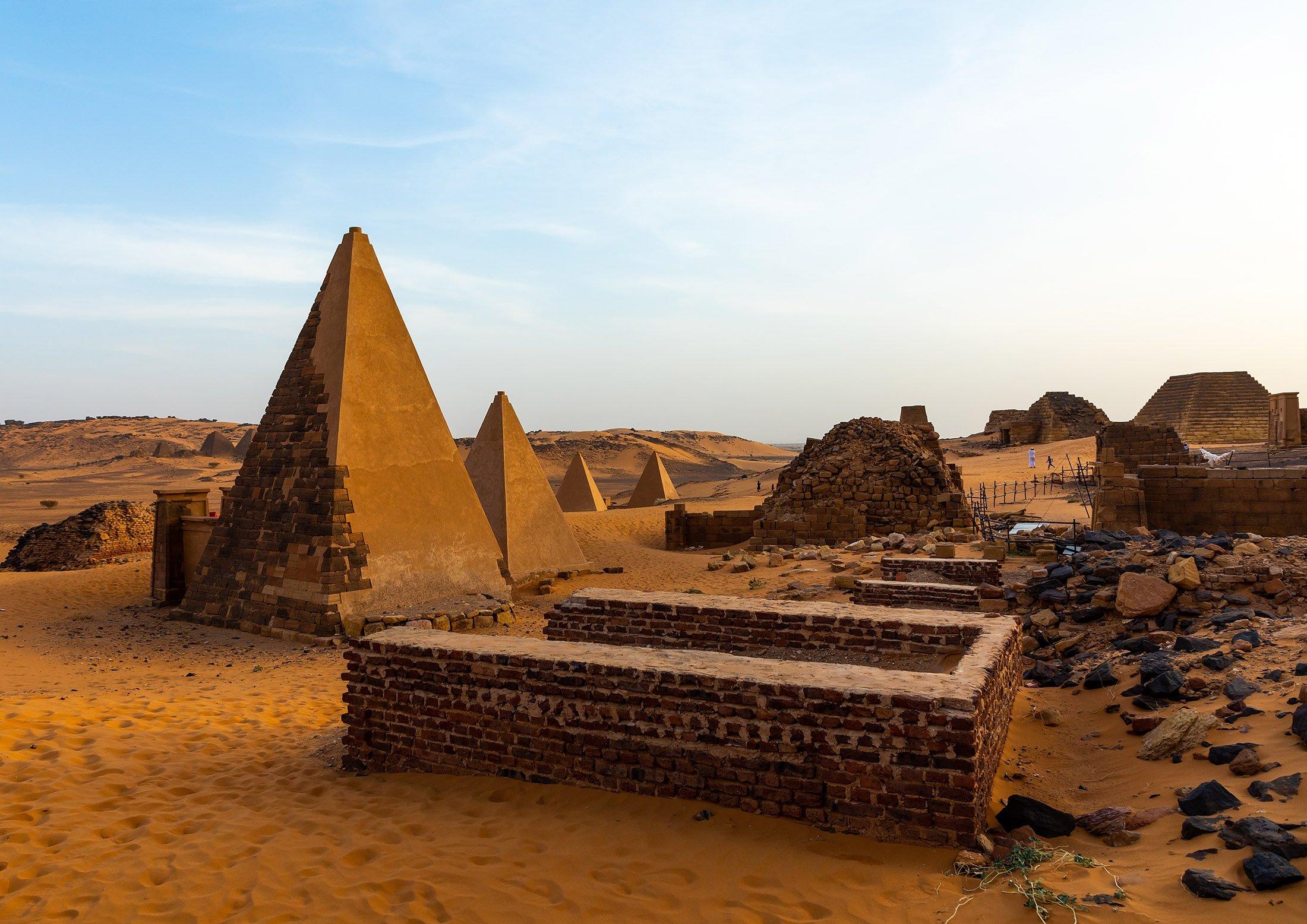 Pyramids of Sudan – The Forgotten Nubian Pyramids