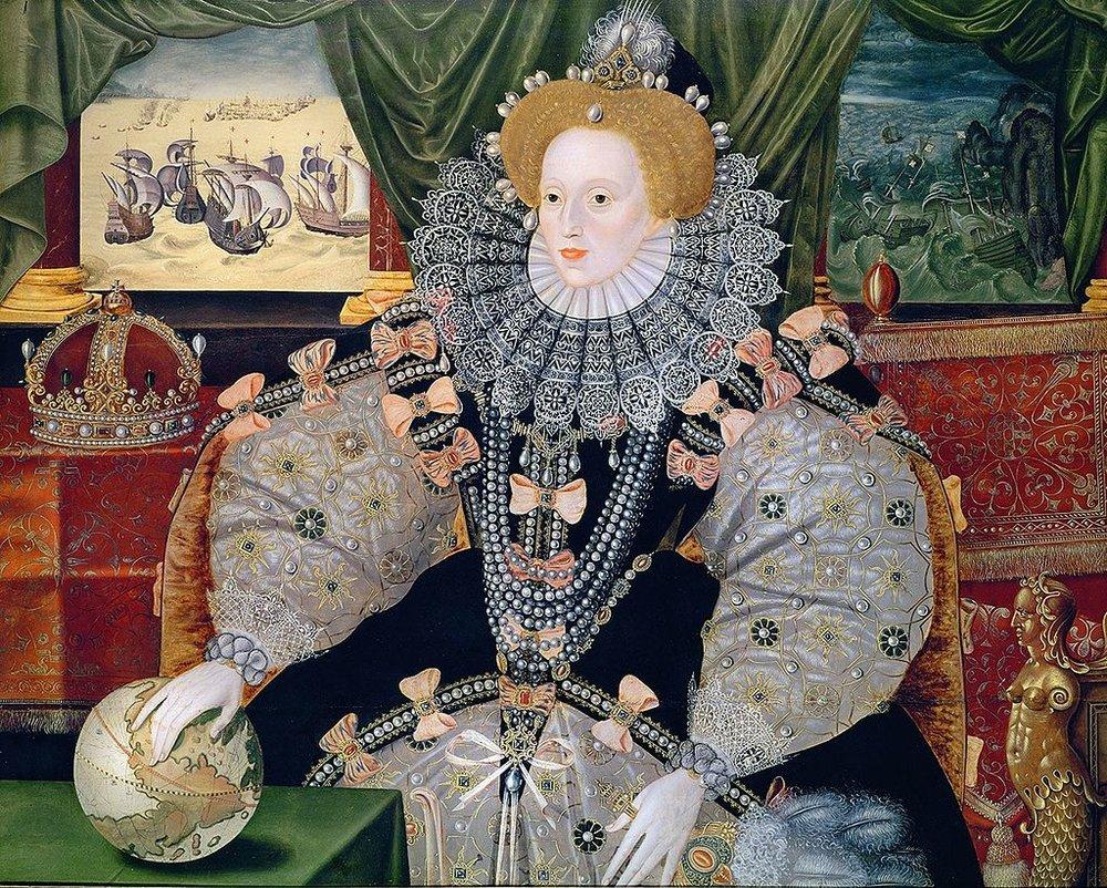 Queen Elizabeth I – Never to Marry Despite Many Suitors