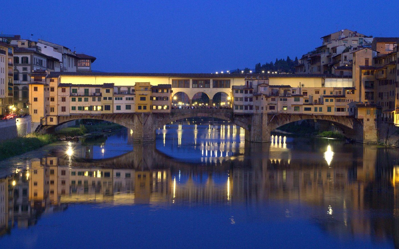 Rumor Has it, Ponte Vecchio still stands thanks to Hitler