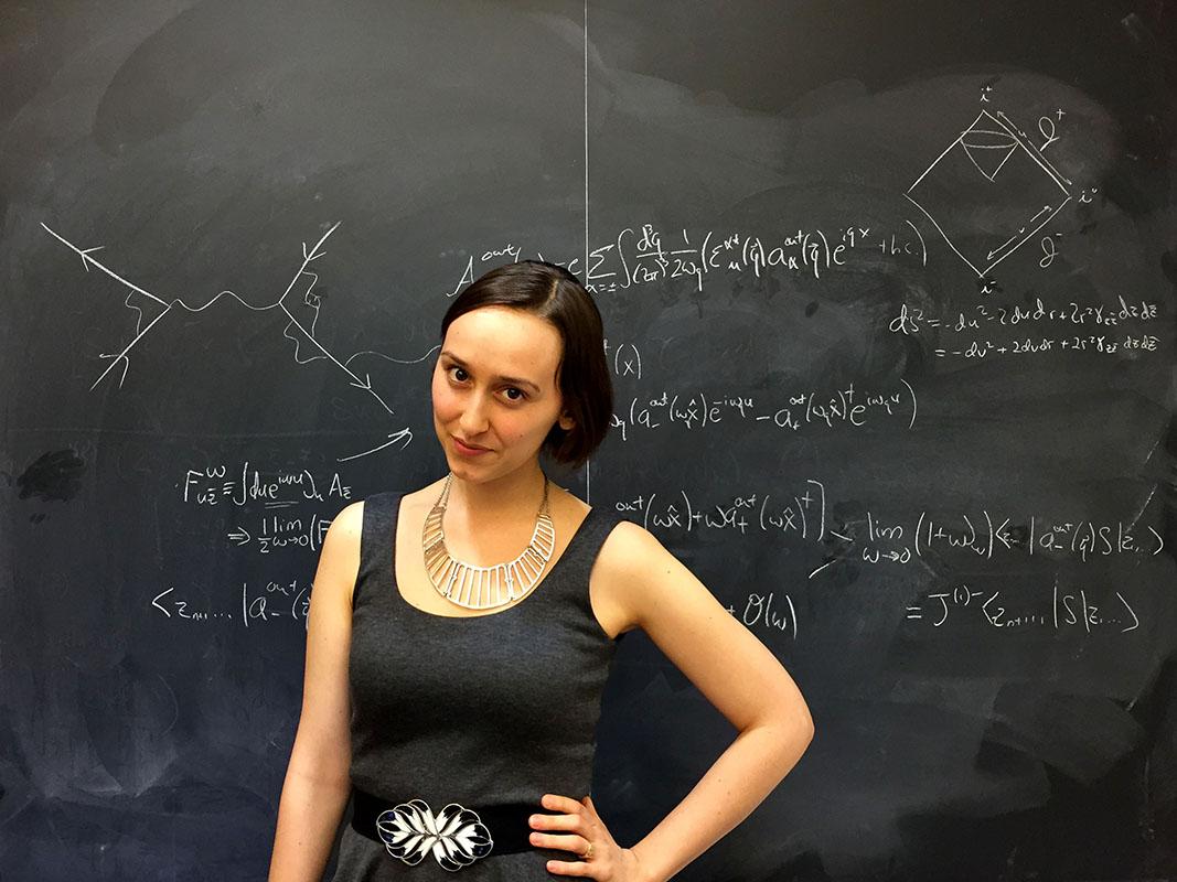 Sabrina Gonzales Pasterski – The Millennial's Einstein?