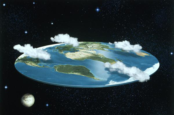 The Flat Earth Society - What's the Fuss?