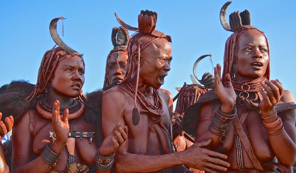 The Himba – Meet Namibia's Iconic Red Women Tribe
