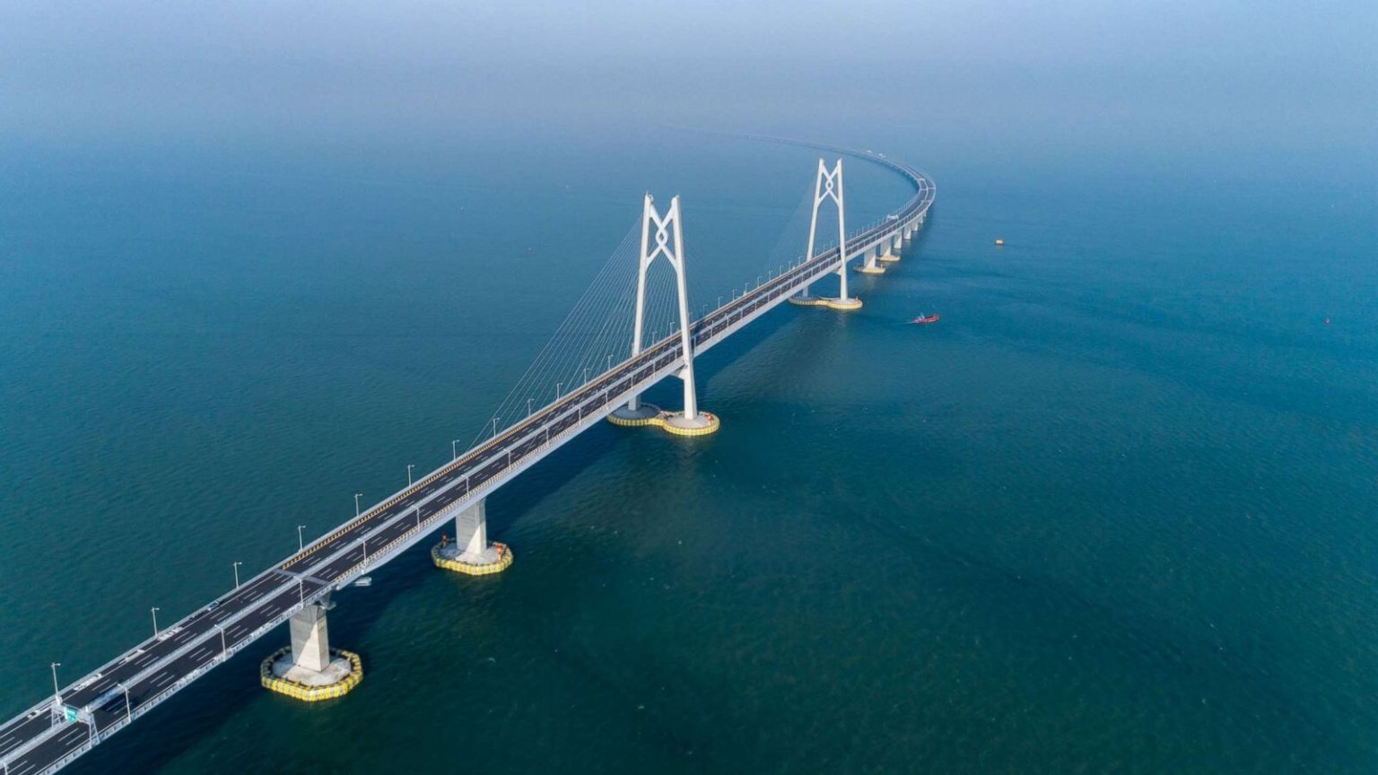 The Hong Kong Zhuhai Macau Bridge – One of the World's Most Expensive Projects