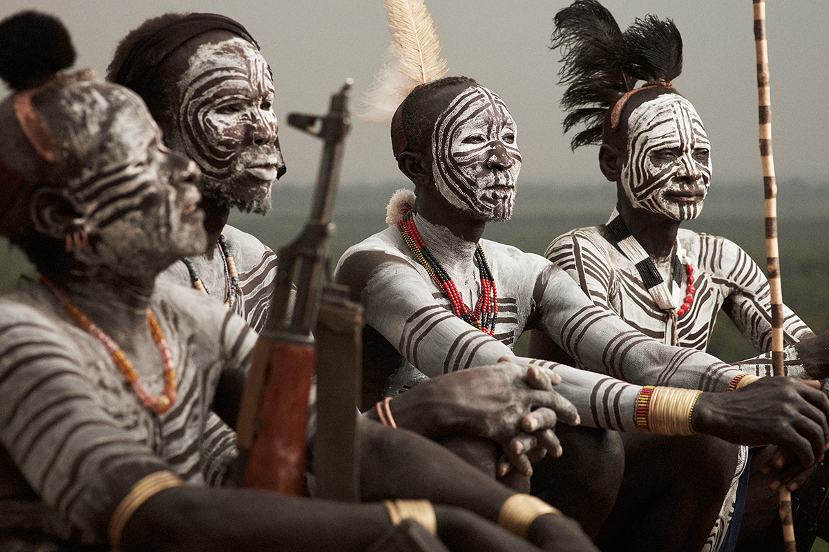 The Karo Tribe – Maintaining a 500-year old Body Paint Tradition