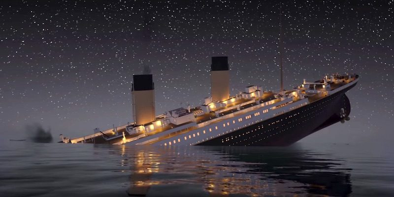 top 7 strangely unique things that sank with titanic