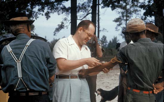 Tuskegee experiment – Fatal Conspiracy Theory Turned Out to Be Truth