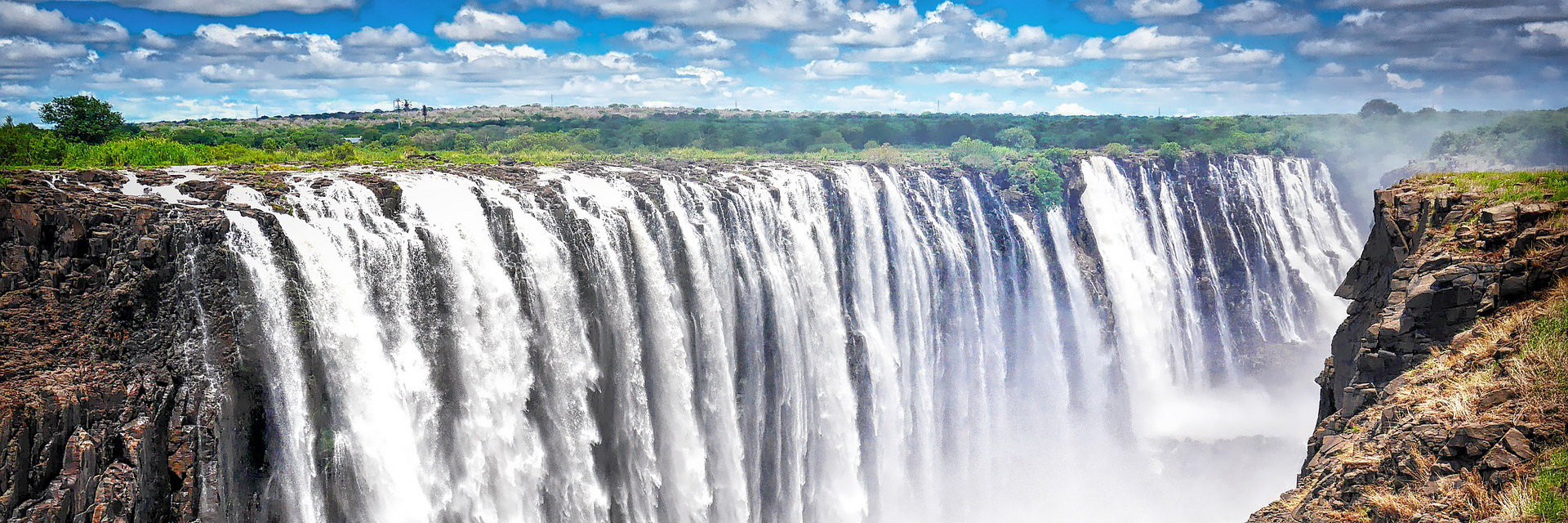 Victoria Falls – The Smoke That Thunders