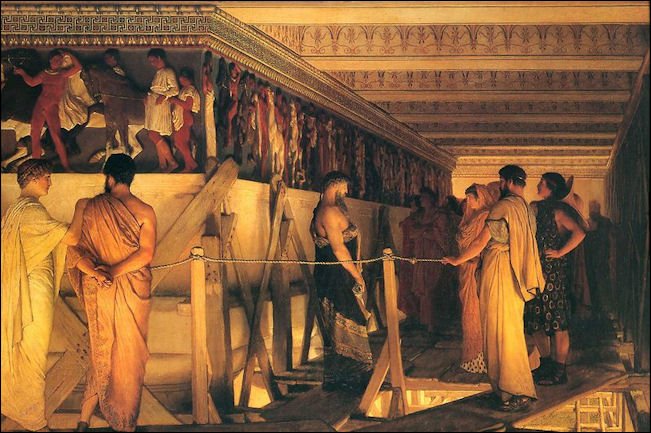 Weird Ancient Greece Medical Treatments