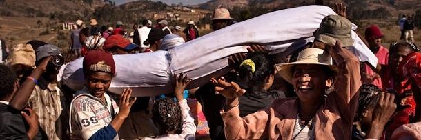 Weird and Shocking Death Rituals around the World