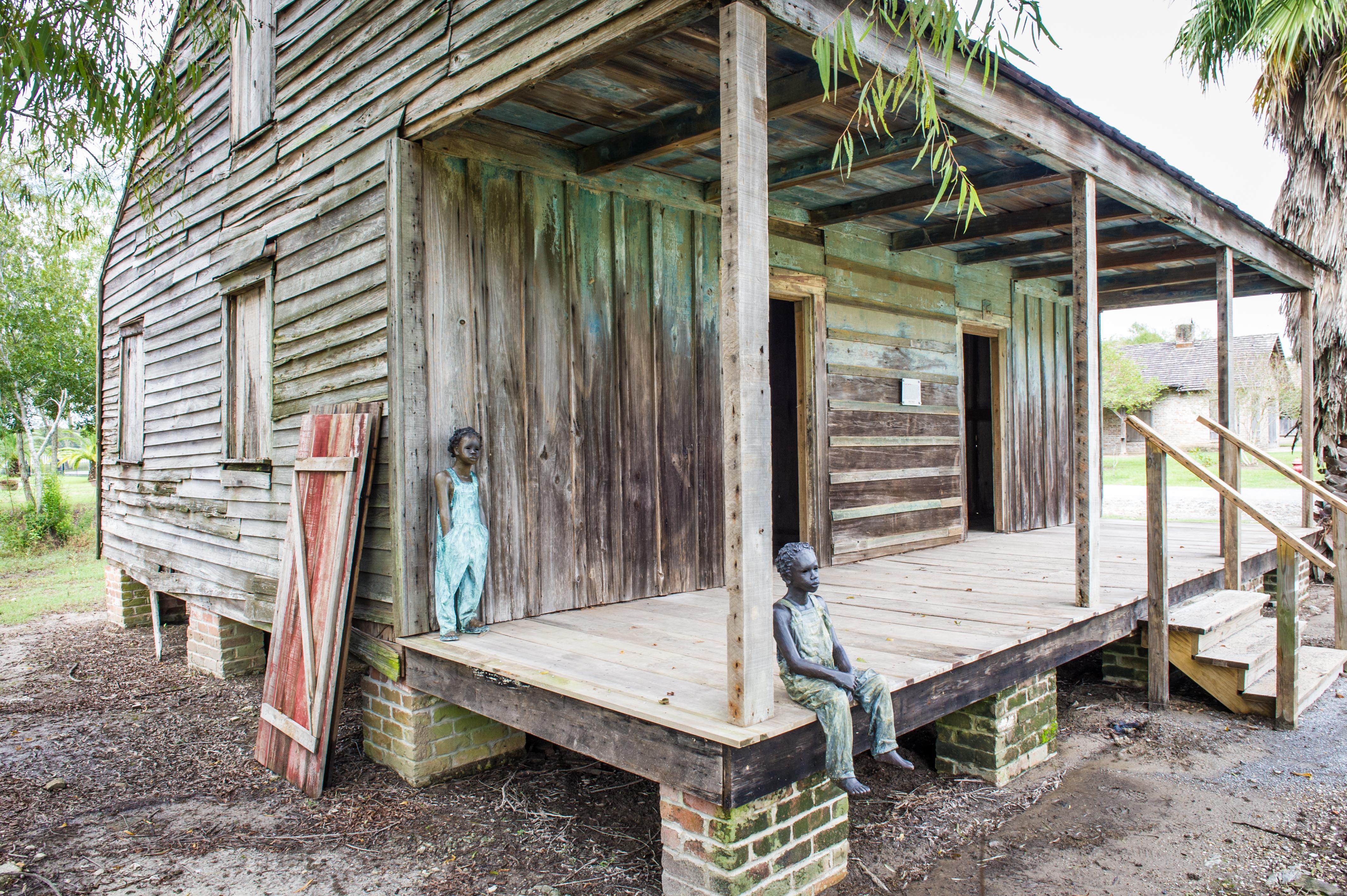 Whitney plantation museum - America's Auschwitz