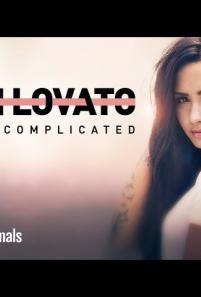 demi lovato simply complicated