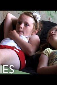 children poverty in UK