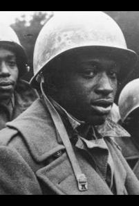 blacks in world war II