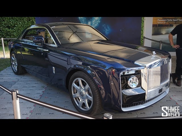 the 10 million rolls royce sweptail is the most expensive new car ever documentarytube. Black Bedroom Furniture Sets. Home Design Ideas