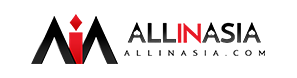 All in Asia logo