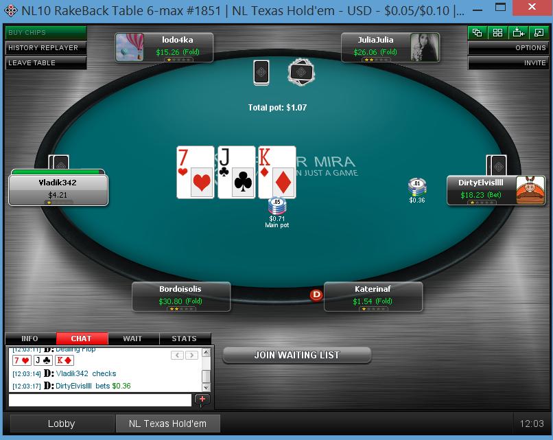 PokerMirascreenshot thumbnail