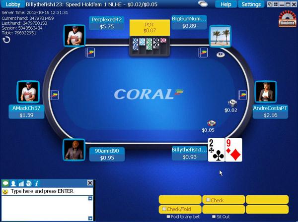 Coral Pokerscreenshot thumbnail
