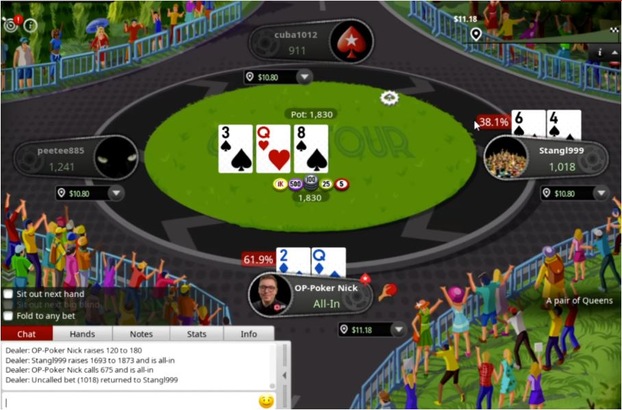 PokerStarsscreenshot thumbnail