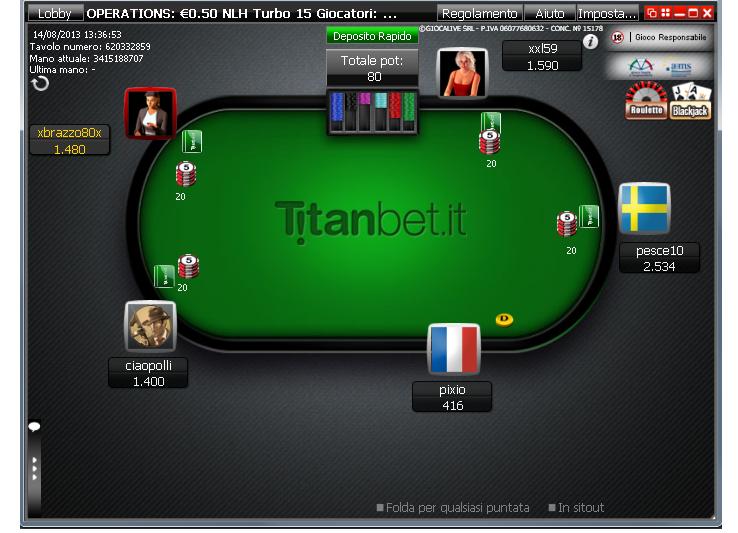 Titan Bet Poker