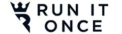 Runitonce Poker logo