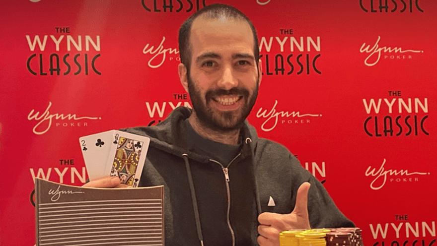 $100k Mystery Bounty Windfall sets Wynn Summer Classic Alight!
