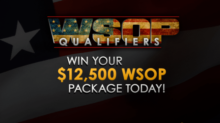 20 WSOP Main Event Packages to be Won on ACR!