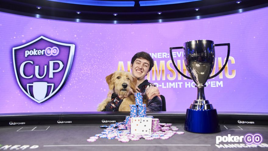 Ali Imsirovic wins His Second PokerGO Cup Title of the Week!