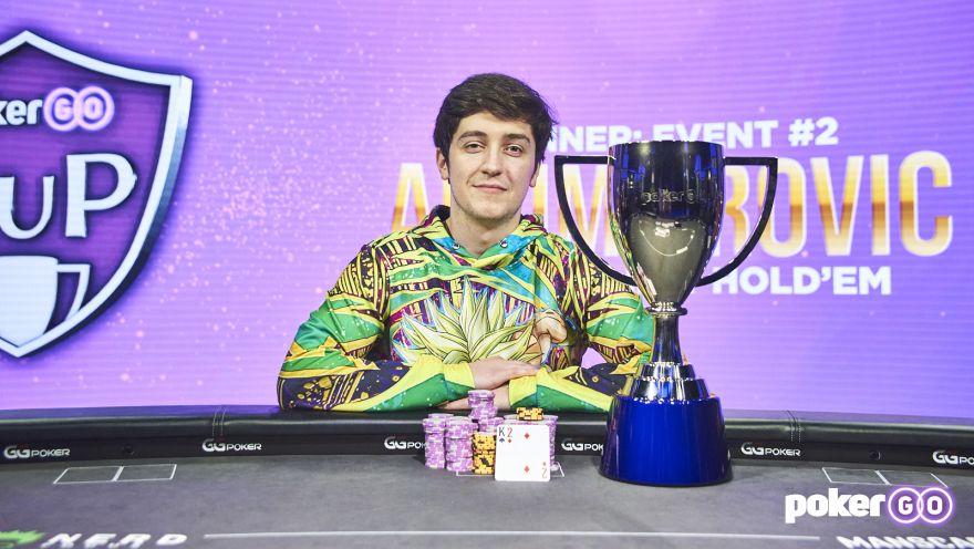 Ali Imsirovic Wins PokerGo Cup Event 2 for $183,200