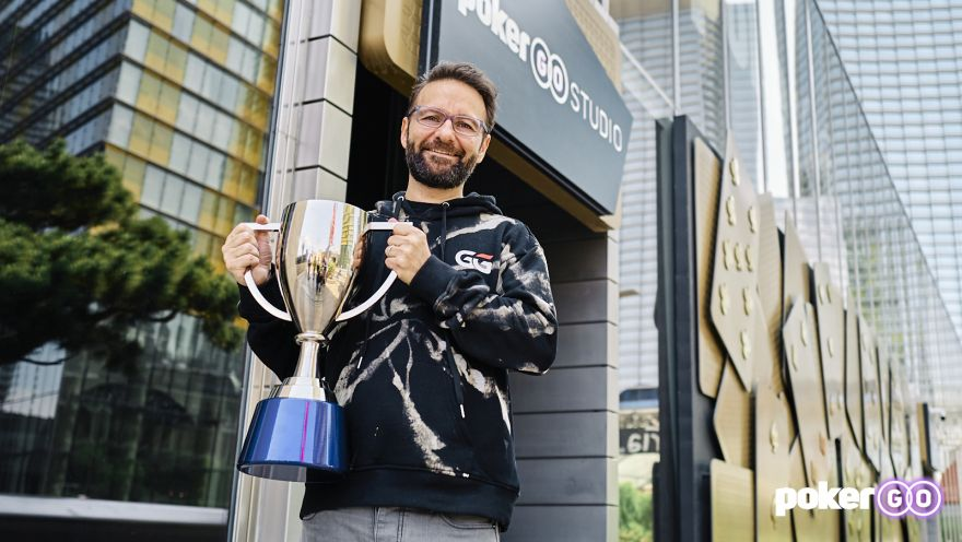 Cary Katz wins PokerGO Cup $100k Buy-in Main Event for $1,058,000 – Daniel Negreanu Bags Overall Title
