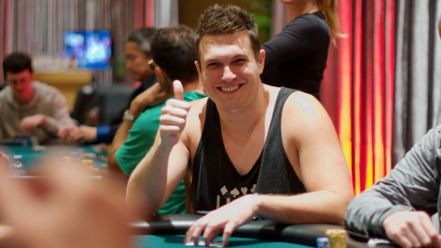 Doug Polk and Bill Perkins Try to Hammer Out Terms for Heads-up Battle