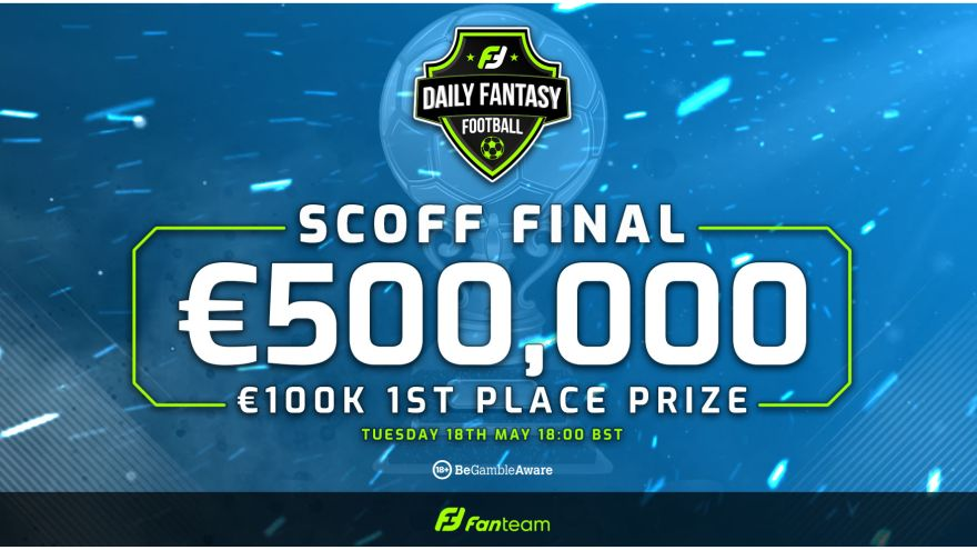 FanTeam's £1,000,000 Euro2020 Approaches for Poker's Fantasy Football Fans