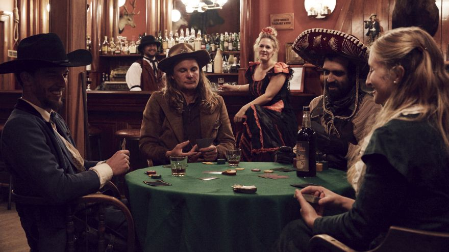 How Poker Moved From the Wild West to Your Living Room
