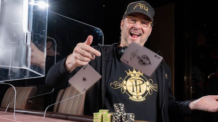 Inside Phil Hellmuth's $multimillion Heads-Up Mastery
