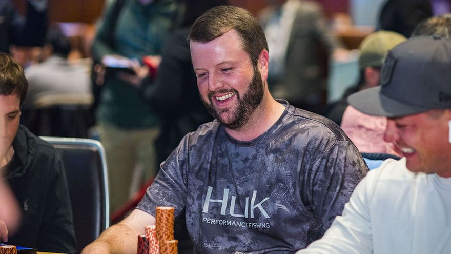 Jake Daniels Bags First US Poker Open title of 2021 and $218,500