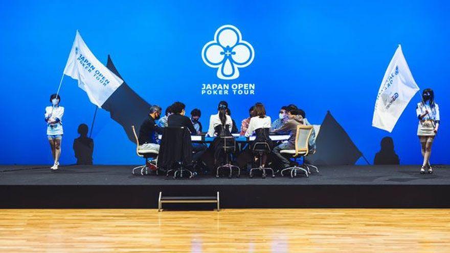 Japan's Open Poker Tour 2021