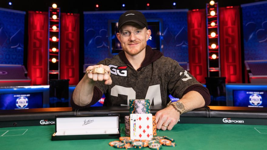 Jason Koon Wins Event #11: $25,000 Heads-Up Championship for $243,981
