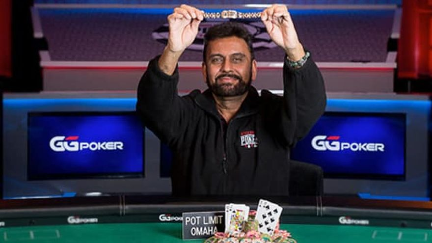 Jaswinder Lally wins WSOP Event #7 - $1,500 Dealers Choice 6-Max - for $97,915
