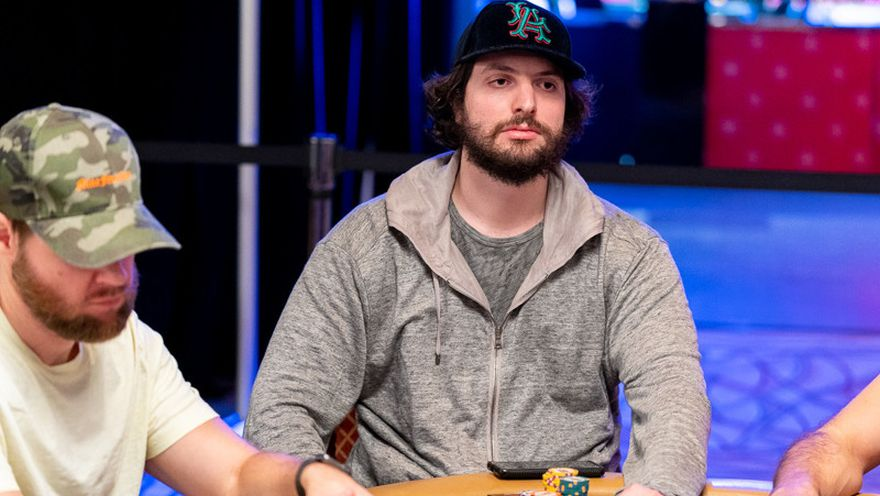 John Riordan scoops $163k with Big Bet Mix Victory at US Poker Open